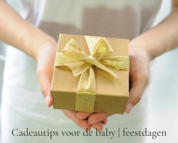 Cadeautips voor de baby tijdens de feestdagen