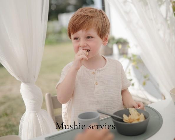 Mushie servies